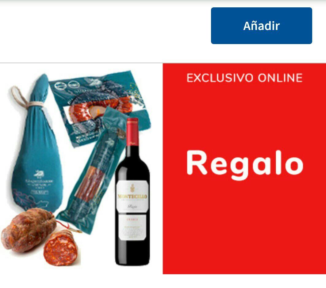 Carrefour Regala una botella vino Montecillo Tinto Crianza 2016 , Por Compra De 30€ En Artículos Selecciónados.