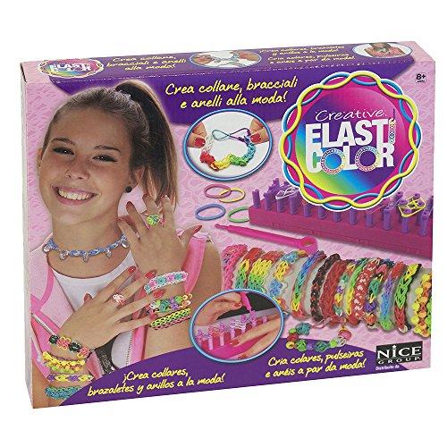 Juego de hacer pulseras Elast color
