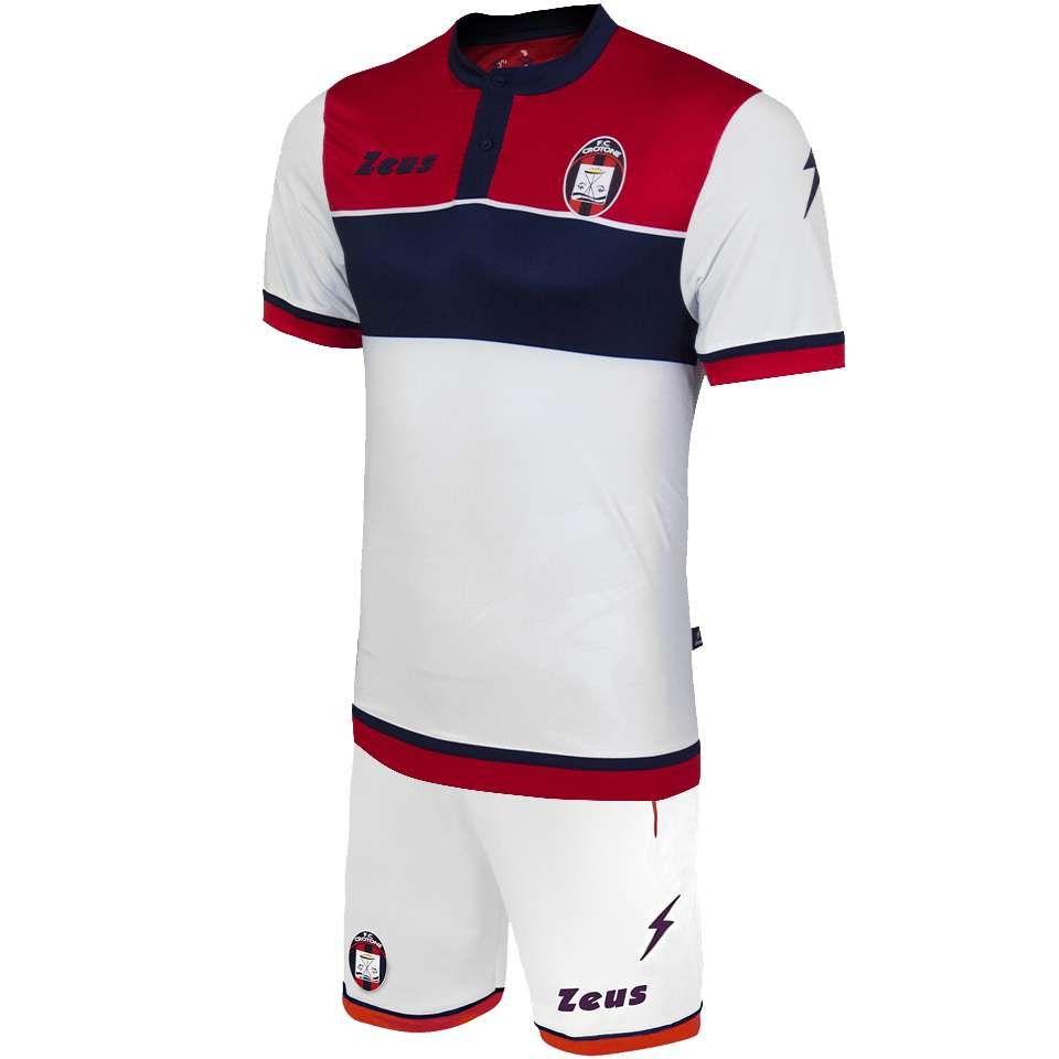 2a equipación fC CROTONE Conjunto camiseta y pantalón . (Serie A) Todas las tallas.