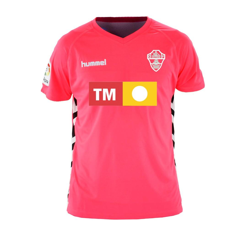 Camiseta portero Elche CF
