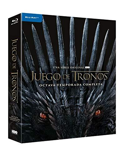 Juego de Tronos T8 premium Blu-ray