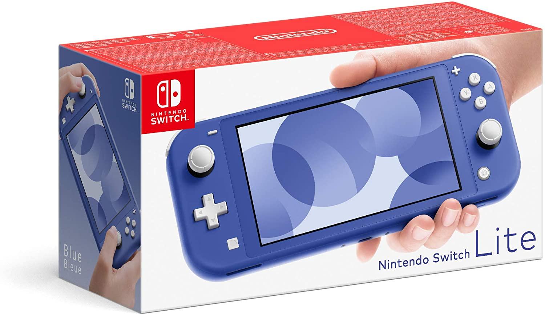 Nintendo Switch Lite - Todos los colores