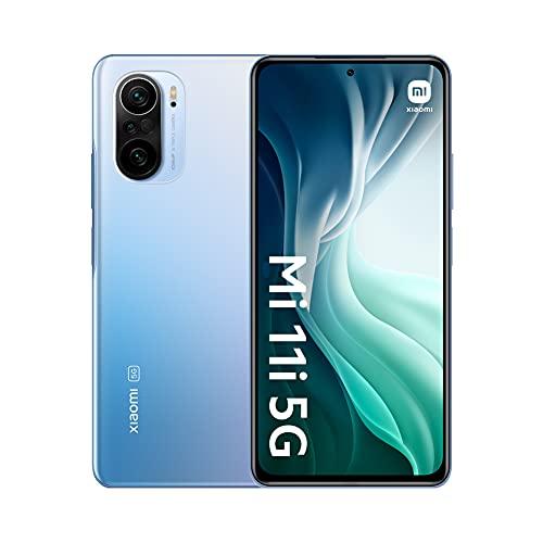 "Xiaomi Mi 11i 5G 8GB/128GB 6,67"" AMOLED Ultra-tiny DotDisplay, Snapdragon 888, 108MP Triple-Camera, 4520mAh- Amazon Italia"