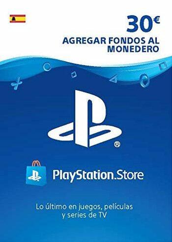 30€ Saldo para la Playstation Store solo 22.1€