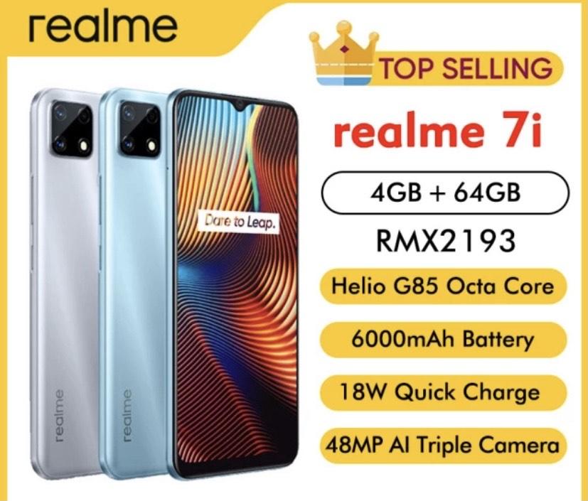 Realme 7i 4GB/64GB Global