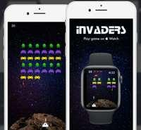 Invaders mini, Space War GS y otros [IOS, Apple Watch, Iphone, Ipad]