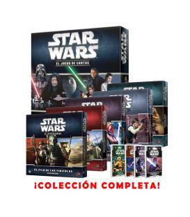 Juego de cartas LCG Star Wars colección completa