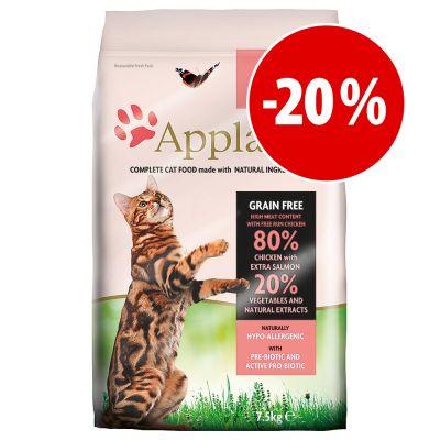 Applaws, 7,5kg de pienso para gatos, sin cereales