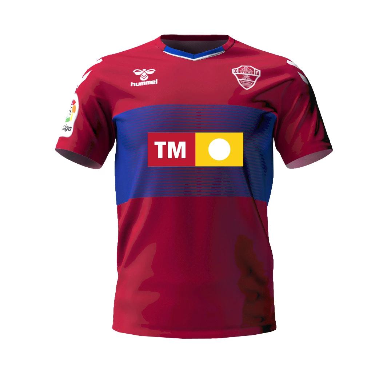 Camisetas Elche Cf 20-21 a 19.95