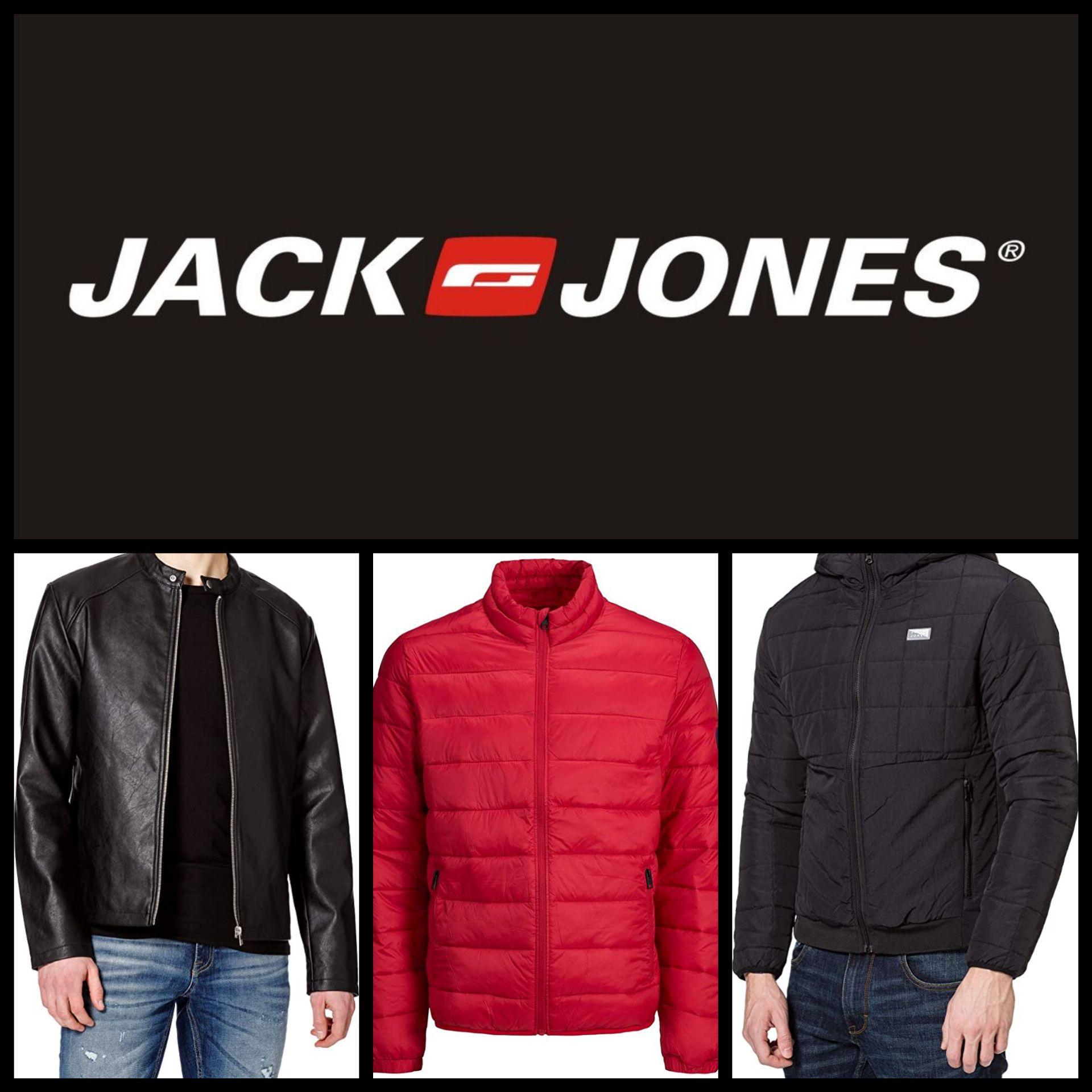 Recopilación Chaquetas Jack&Jones para Hombre