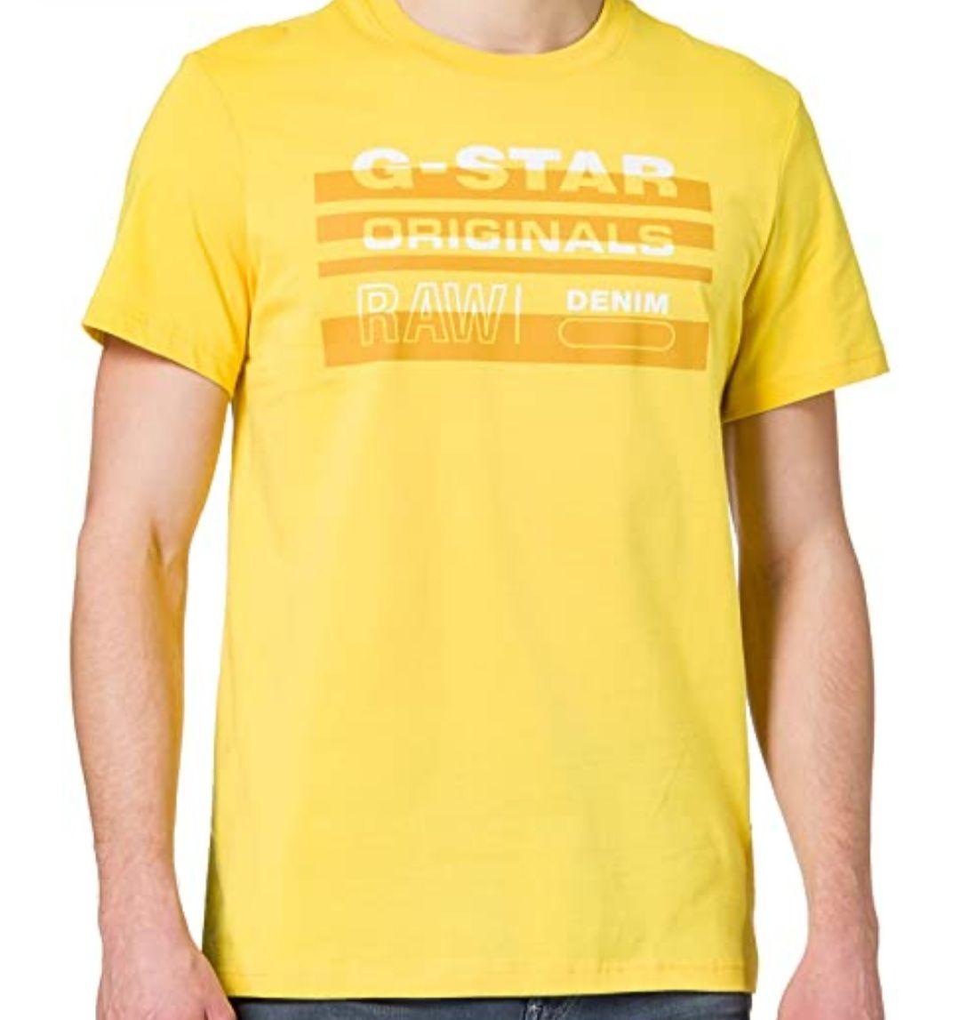 Camiseta g-star hombre