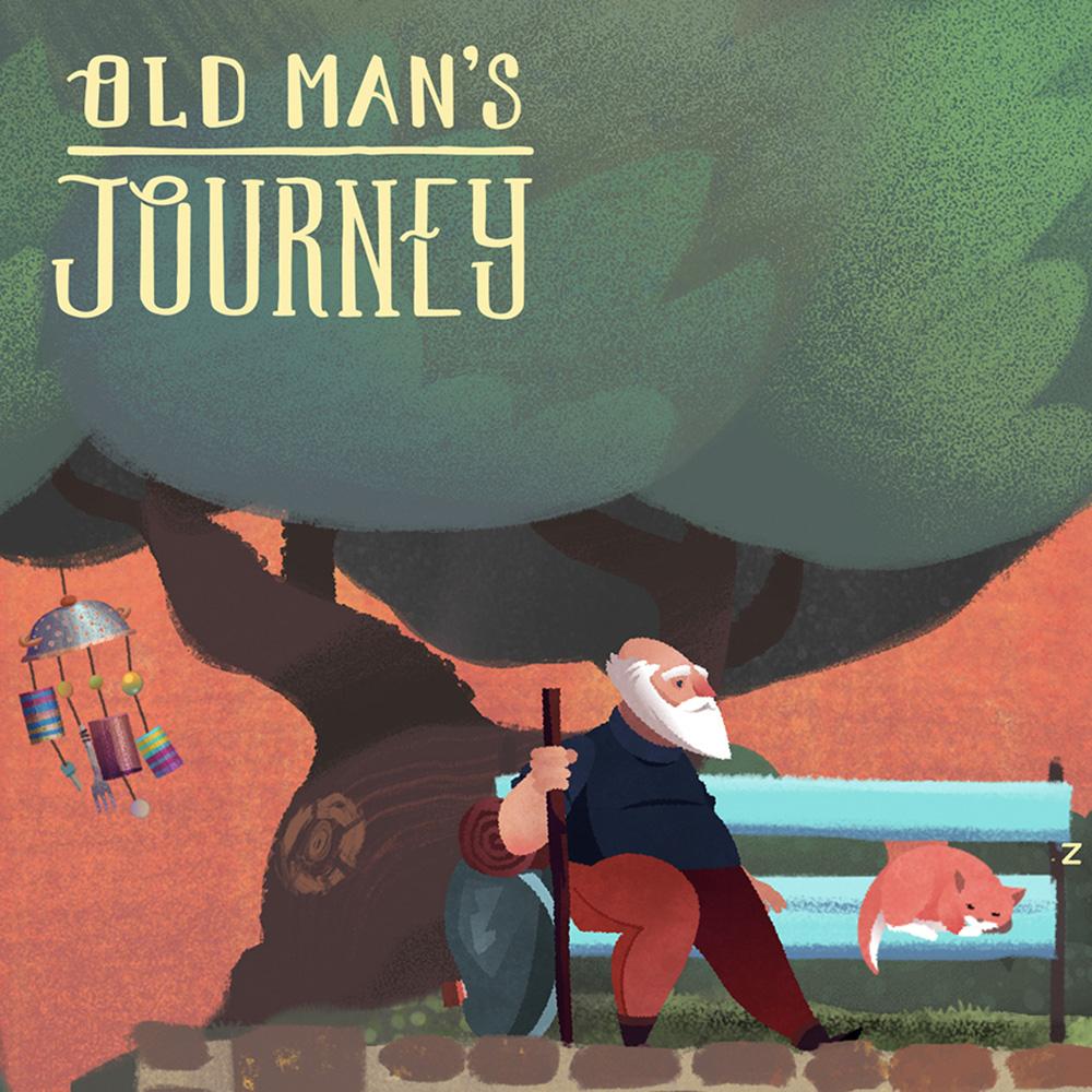 NINTENDO SWITCH: Old Man's Journey (1,99€ ES / 1,55€ RU) - Encantadora aventura