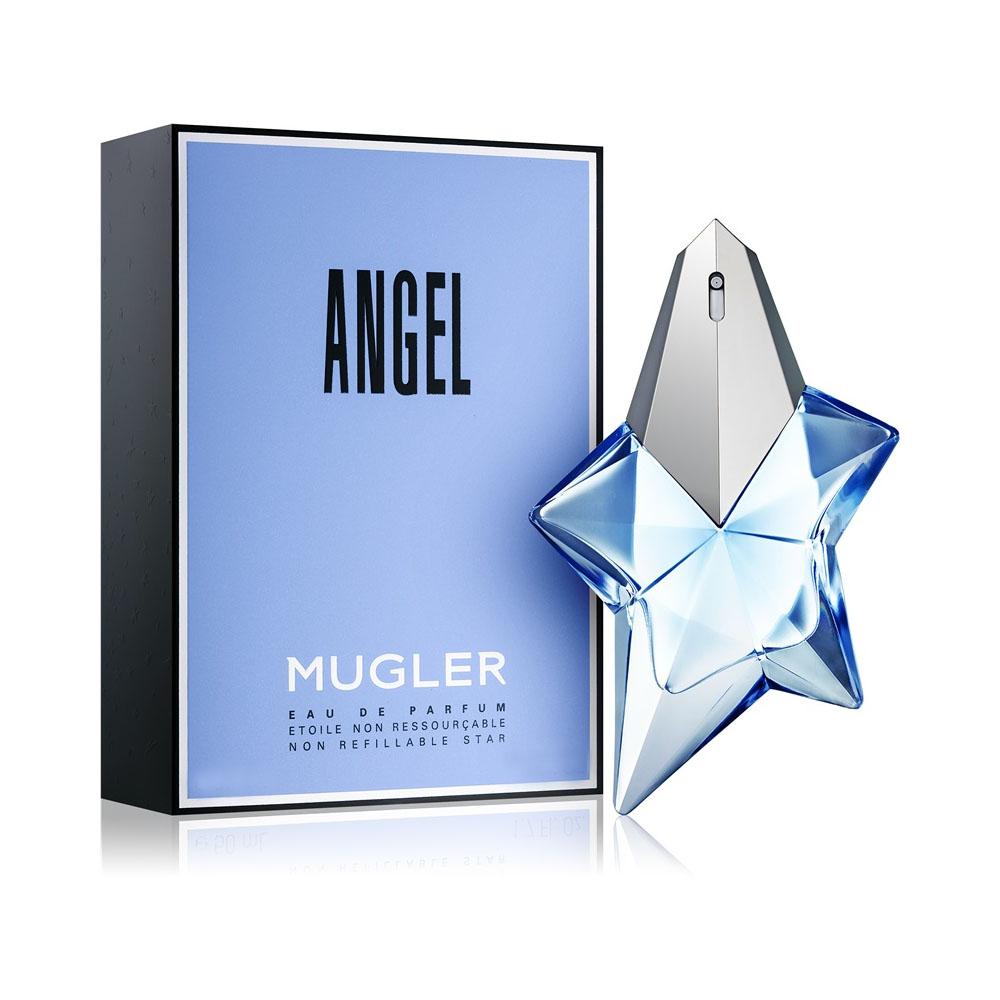Muestra gratis perfume Angel de Mugler