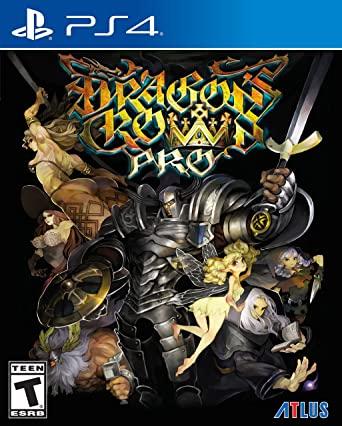 Dragon's Crown Pro - PS4 Digital