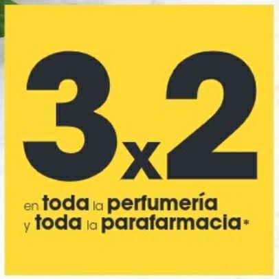 3x2 perfumería y parafarmacia - Eroski