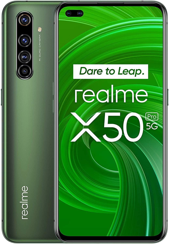 Realme X50 Pro 8GB - 128GB solo 299€ (12GB/256GB 399€)