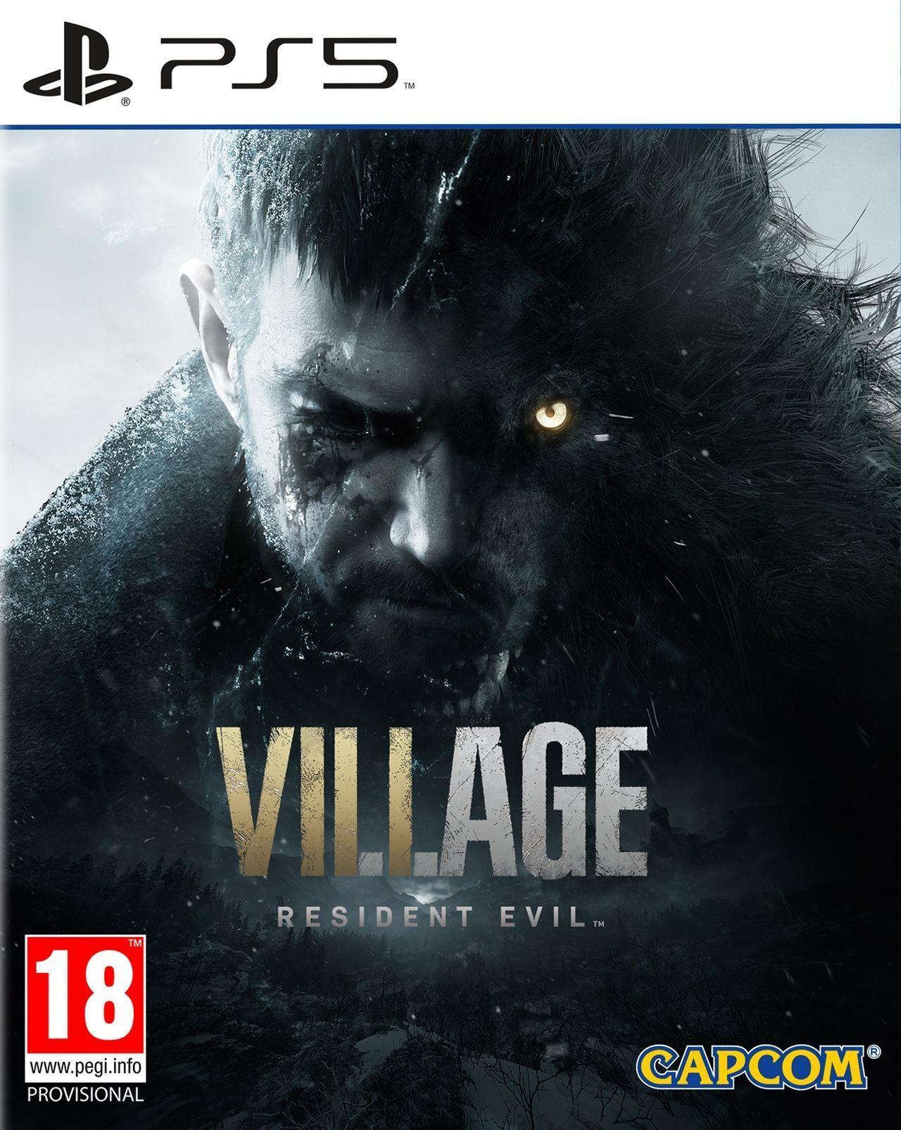 Resident evil VIII - Village - Store Brasileña PS4-PS5