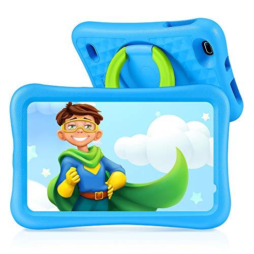 Vankyo Tablet para Niños con Cámaras de 5MP y 2MP, ROM de 32GB, Processore Quad-Core, Android 9.0, RAM de 2GB