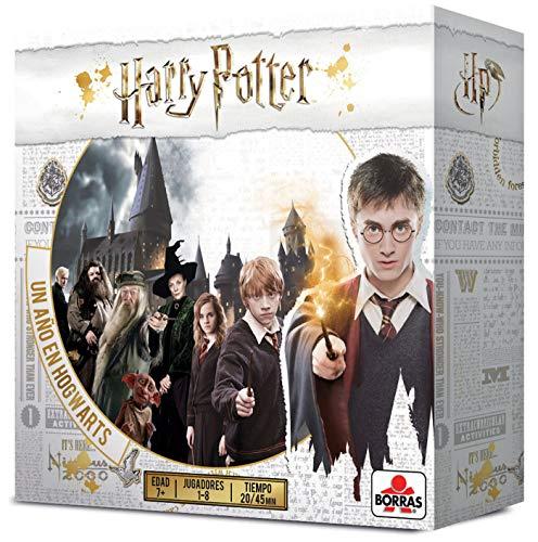 Un año en Hogwarts - Juego de mesa