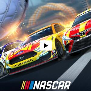 Rocket League, puedes obtener gratis el rastro NASCAR [PlayStation/XBOX/PC/Switch]