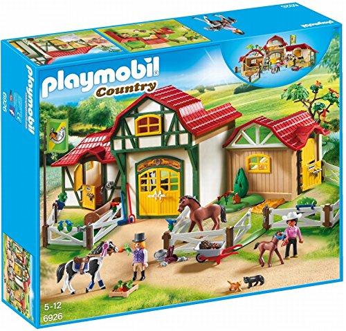 Playmobil Country Granja de Caballos (6926)