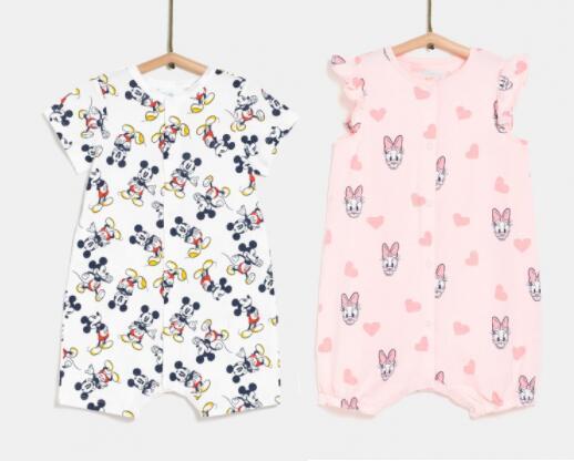 2x Pijamas Disney para bebé solo 8.9€