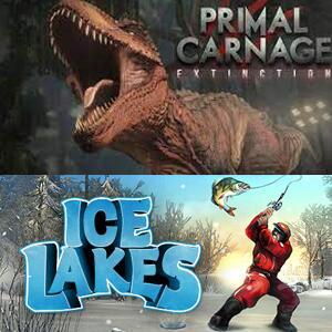 Juega GRATIS - Ice Lakes ,Primal Carnage: Extinction y Museum of Other Realities [Fin de semana, STEAM]