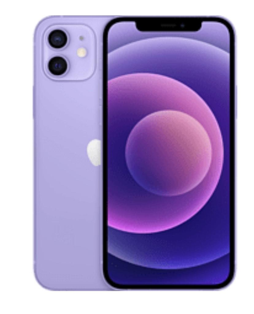 Iphone 12 púrpura 64 Gb