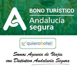 Hoteles Andalucía Segura para todos los Andaluces que viajen por la Andalucía