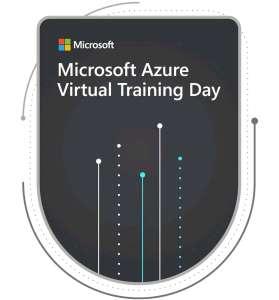 Formación GRATIS Microsoft Azure Virtual Training Day 2021