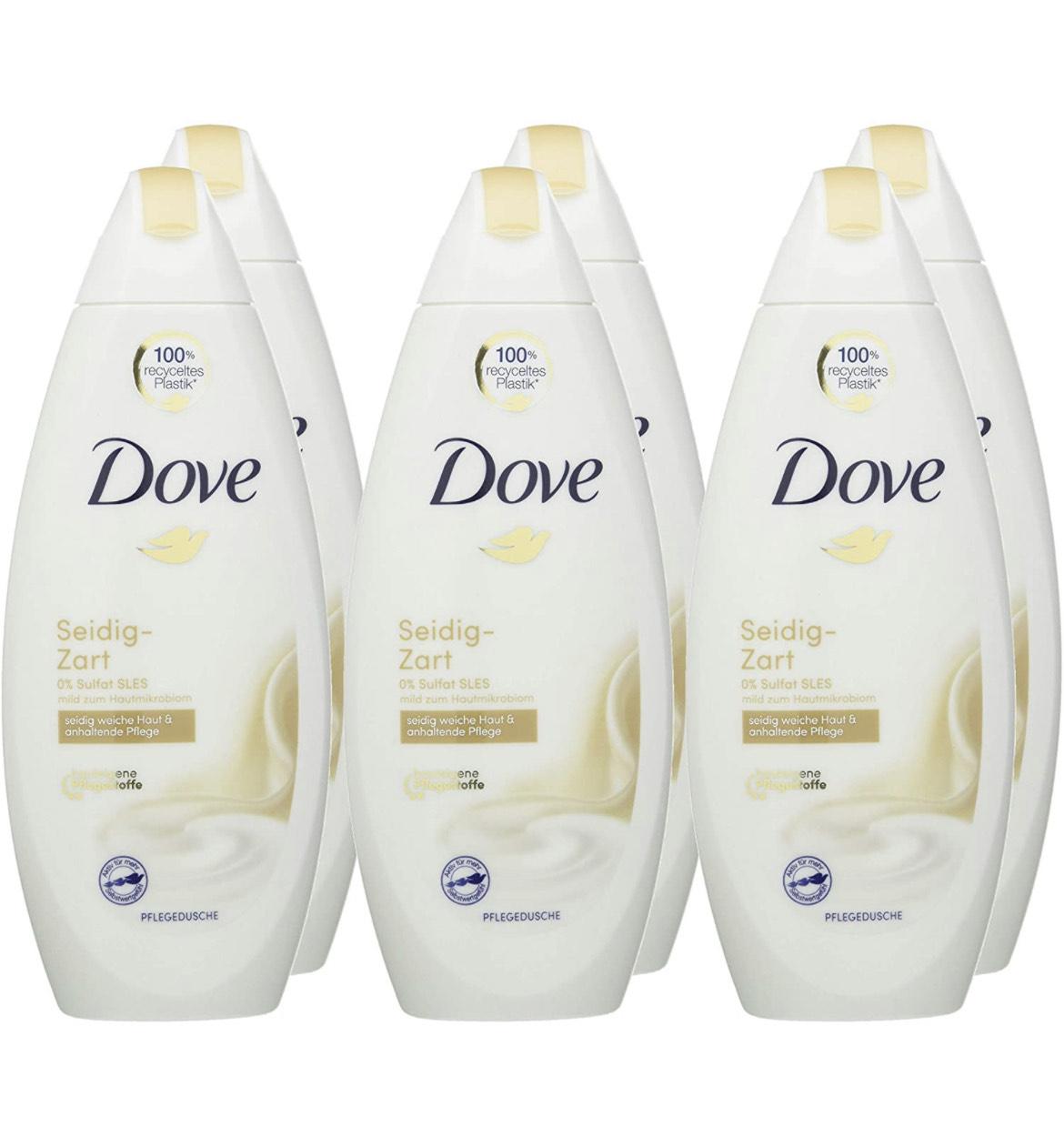 Gel ducha Dove pack x 6