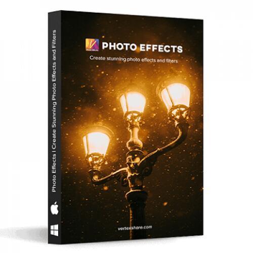 Vertexshare Photo Effects [Licencia de por vida, Windows y Mac]