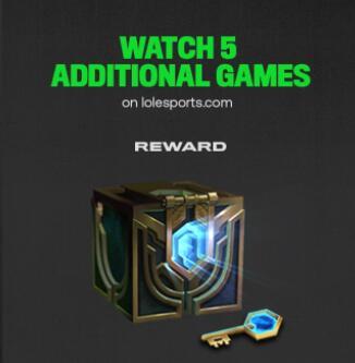 Recompensas para League of Legends [Esencias, Cofre, Emoticono y más]