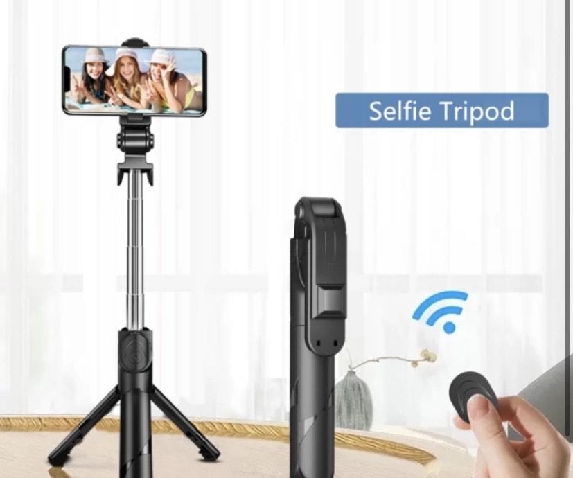 Palo selfie con bluetooth