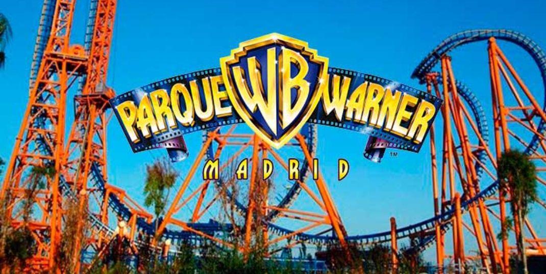 Parque Warner Madrid (Julio y Agosto) + 2 días de Parque +1 noche de hotel +Desayuno + Cancela gratis solo 62€ (PxPm2)