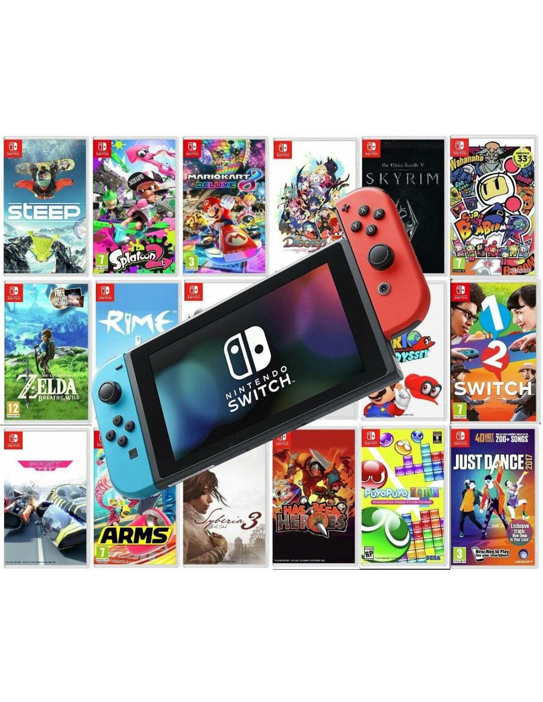 21 Juegos De Nintendo Switch Por Menos De 5€