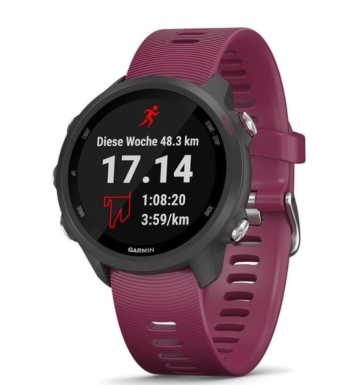 Garmin FORERUNNER 245 - Reloj GPS/Pulsómetro