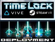WRG GAMES BUNDLE (Deployment y Time Lock VR) por sólo 0,21€