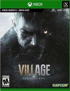 Resident Evil Village por 35,59€ - Xbox One & Series X|S (Microsoft Store Brazil)