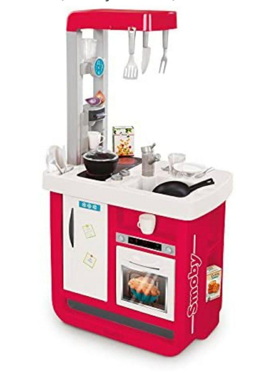 Cocinita de juguete Bon Appetit con accesorios (Smoby 310818)
