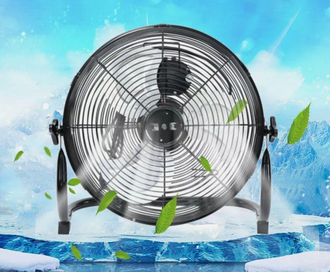 Potente ventilador 45cm 100W