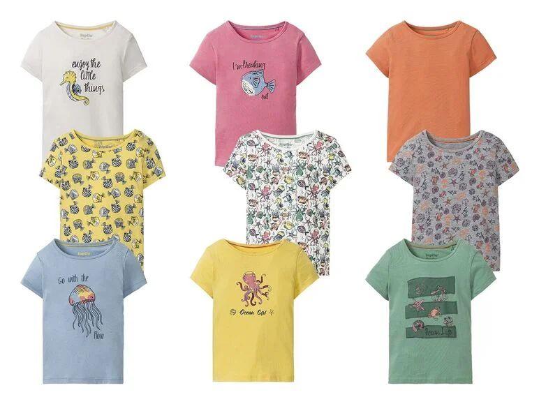 Pack de 3 Camisetas para niños