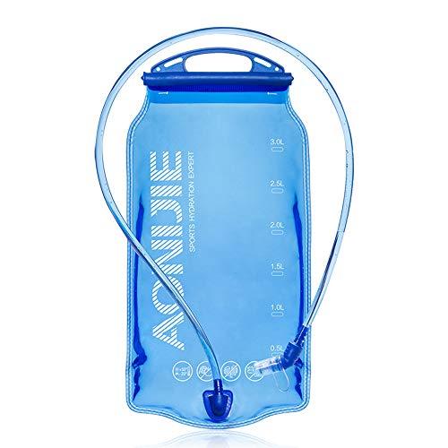 Buty Bolsa de Agua,Ciclo al Aire Libre Correr Plegable Bolsa de Agua