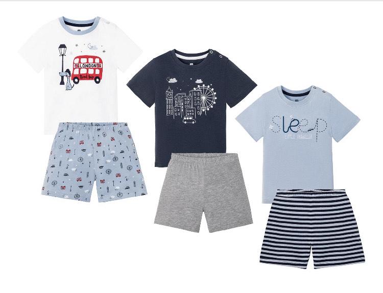 Pijama Talla 86/92, 98/104 y 110/116 ( En tienda)