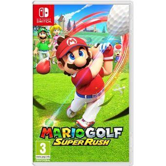 Mario Golf Super Rush Nintendo Switch 41,24 Para socios