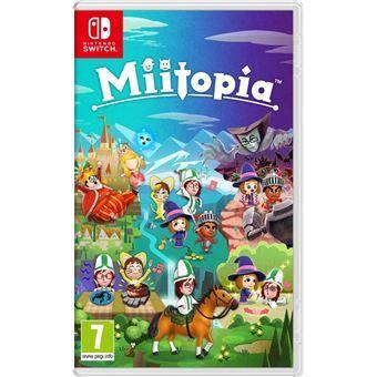 Miitopia Nintendo Switch 35,24 Para socios