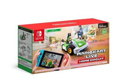 Mario Kart Live: Home Circuit Ed Luigi Nintendo Switch por 67.4€ (Edición Mario por 80€)