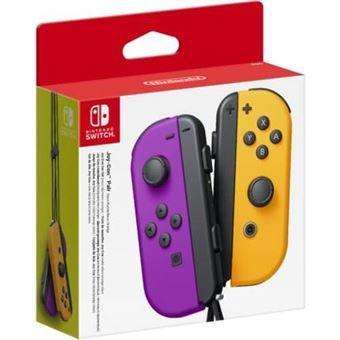 Precio Mínimo en Joycons Nintendo Switch.