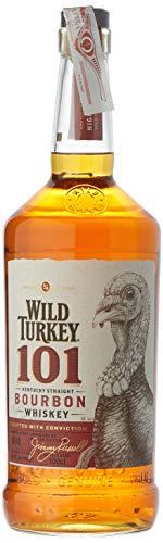 Wild Turkey Wild Turkey 101 BOURBON Whiskey 50,5% Vol. 1l