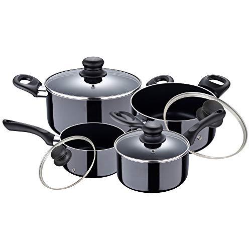 San Ignacio Batería de cocina 8 piezas